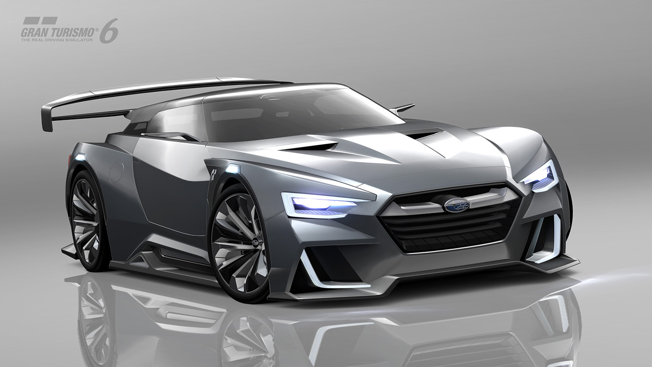Is Subaru Working On A Mid Engined Sports Car Top Speed