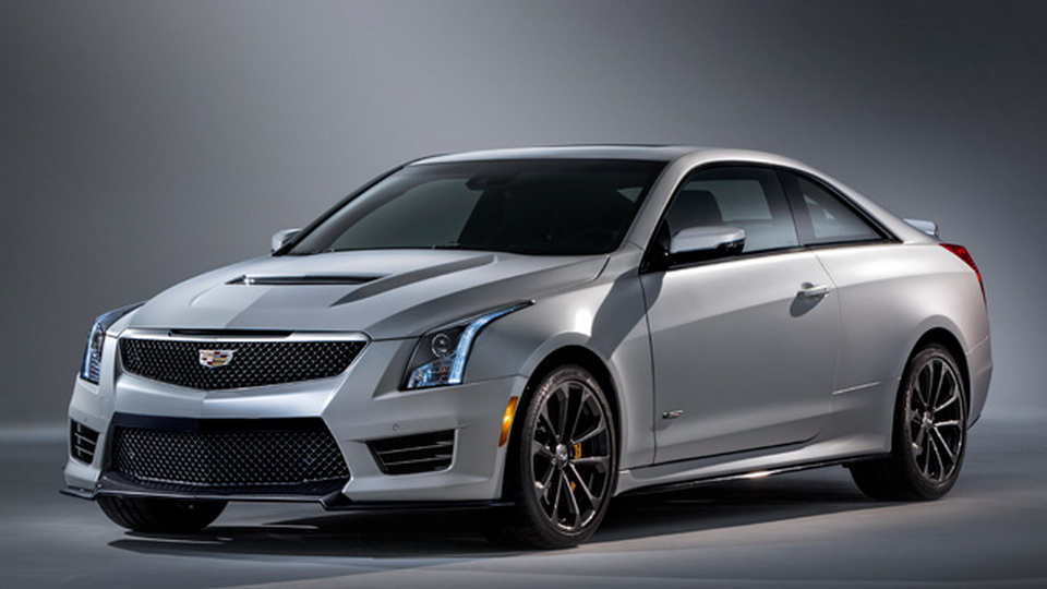 Cadillac Ats V Coupe >> Video Cadillac Ats V Coupe Hits 60 Mph In Around 3 5