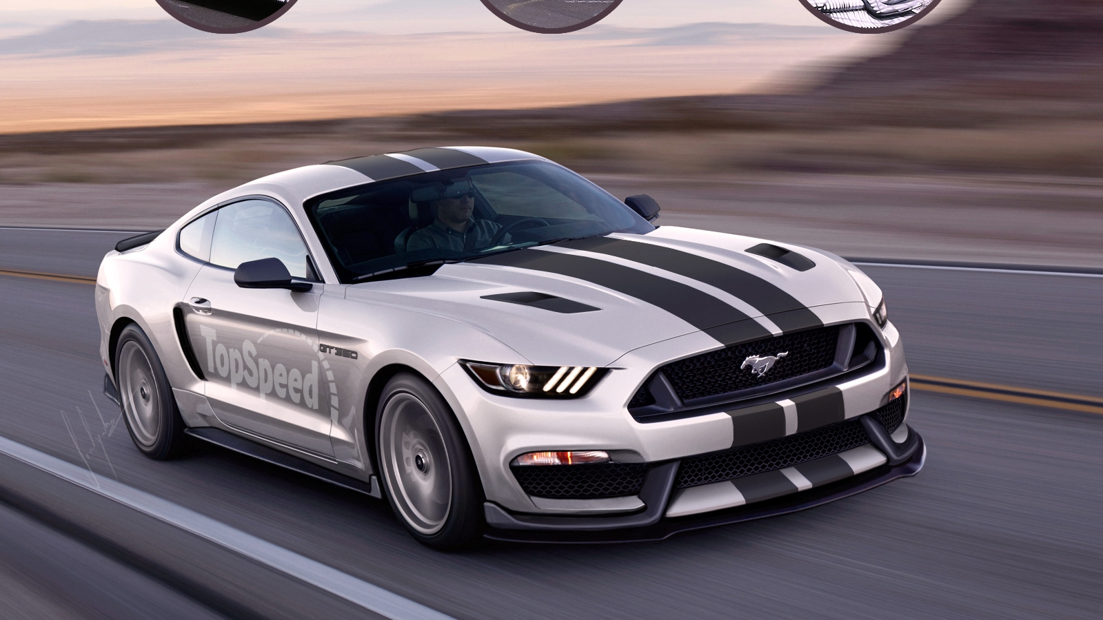 2016 2017 ford shelby gt350 mustang gallery 577892 top speed. Black Bedroom Furniture Sets. Home Design Ideas