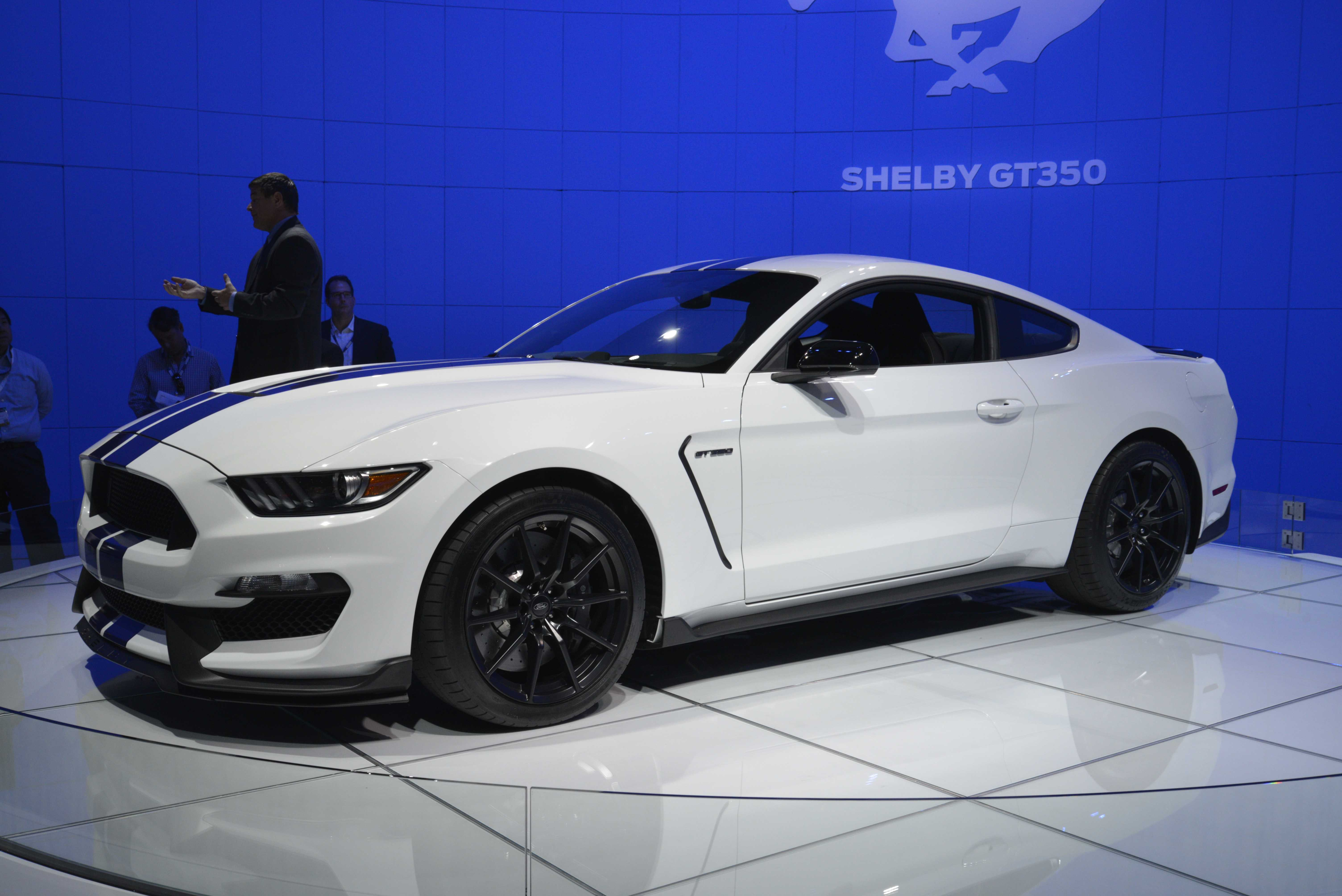 2016 2017 Ford Shelby GT350 Mustang