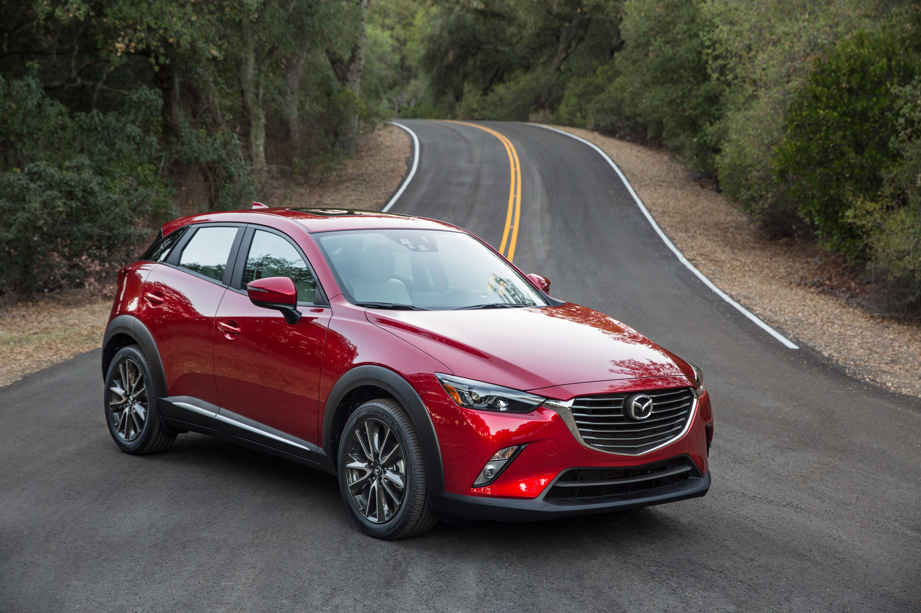 2016 2017 Mazda Cx 3 Top Speed