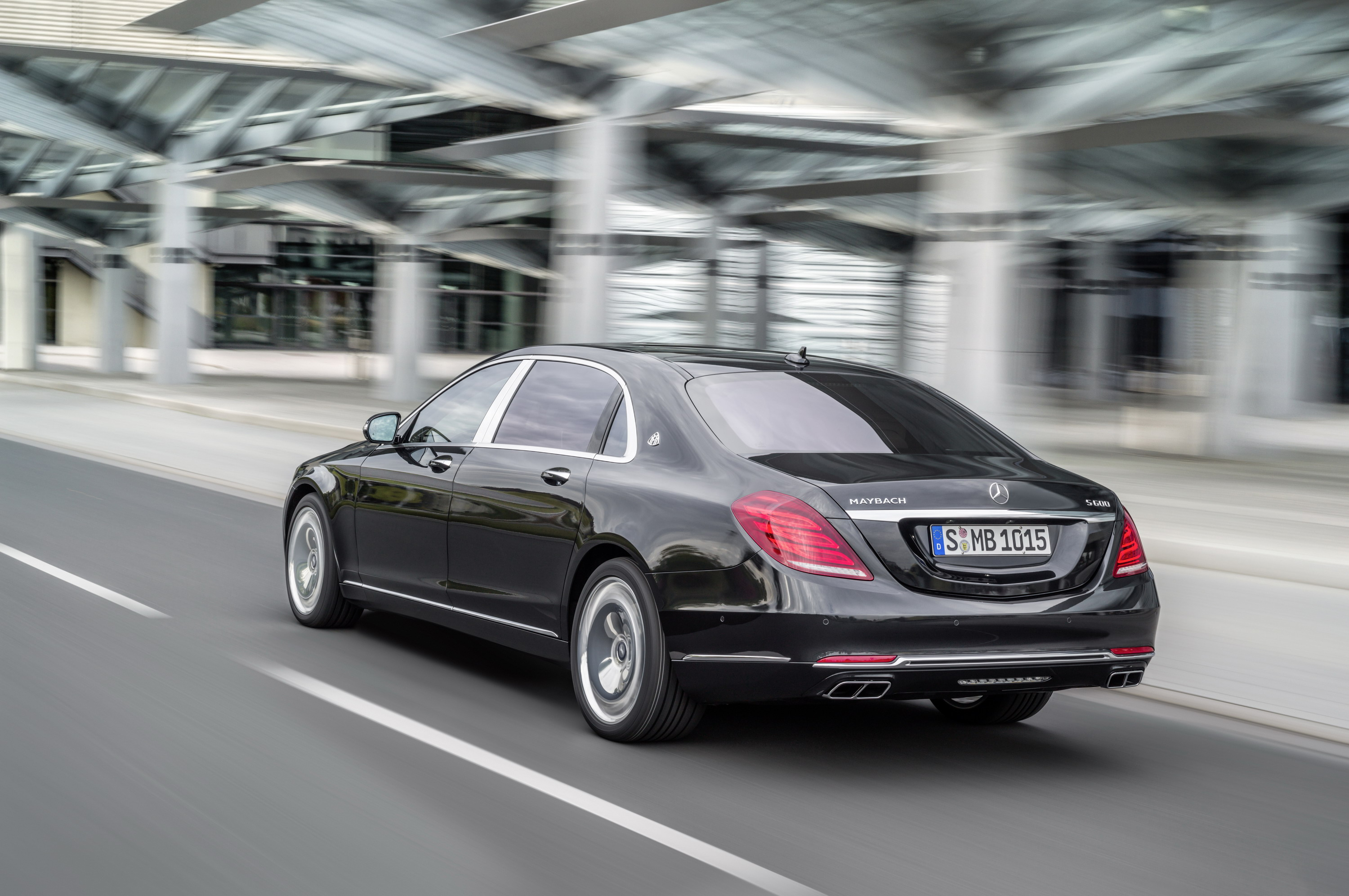 2016 Mercedes-Maybach S-Class | Top Speed