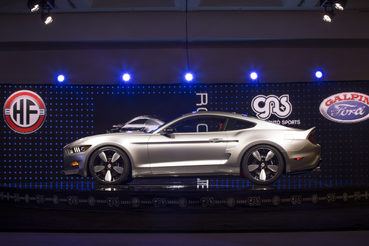 2016 Ford Mustang Rocket By Henrik Fisker And Galpin Auto Sports 1960s Cars Top Speed