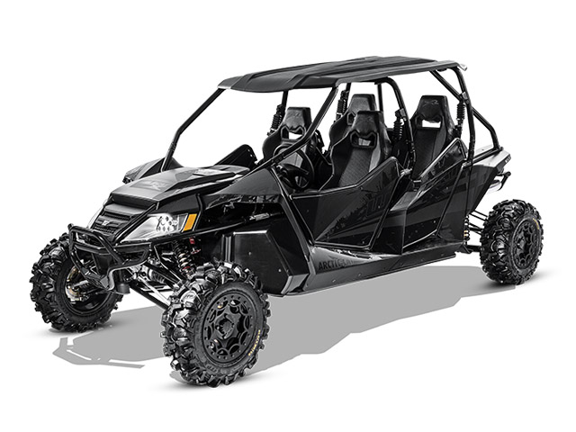 Arctic Cat Wildcat  Top Speed