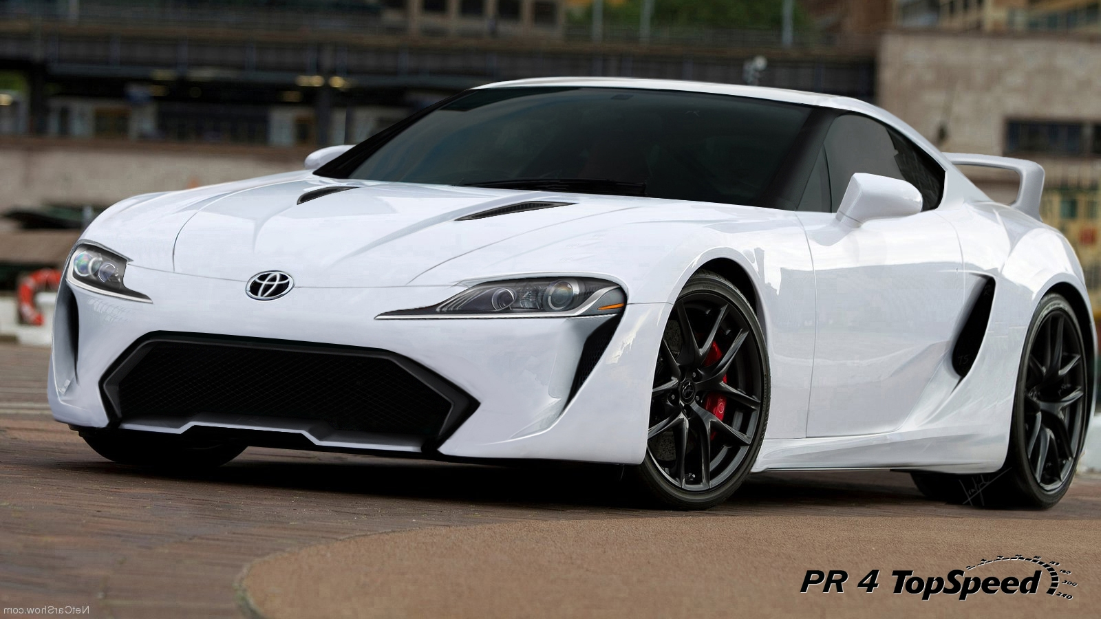 BMW Toyota Sports Car Moved To The Concept Phase | Top Speed. »