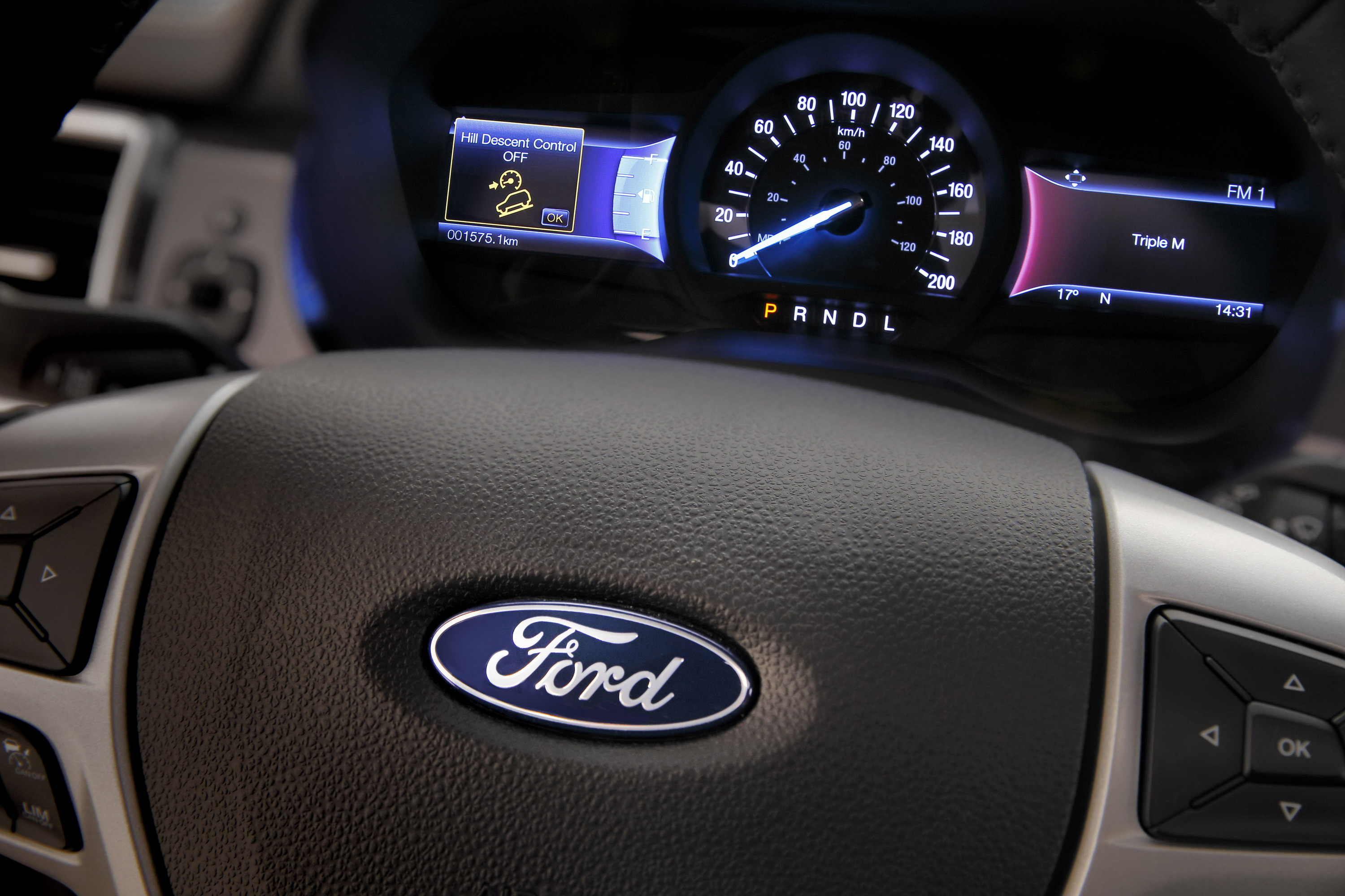 2015 ford everest review - top speed