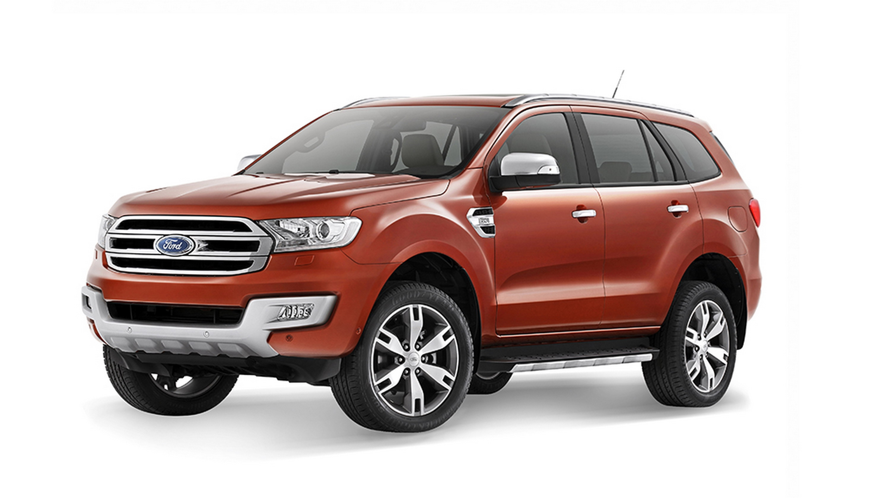 2015 ford everest reviews - Say Hello To What Is Potentially The Best True Suv Ford Has Ever Made The 2015 Everest Just Try Not To Fall In Love Sadly The American Automaker Isn T