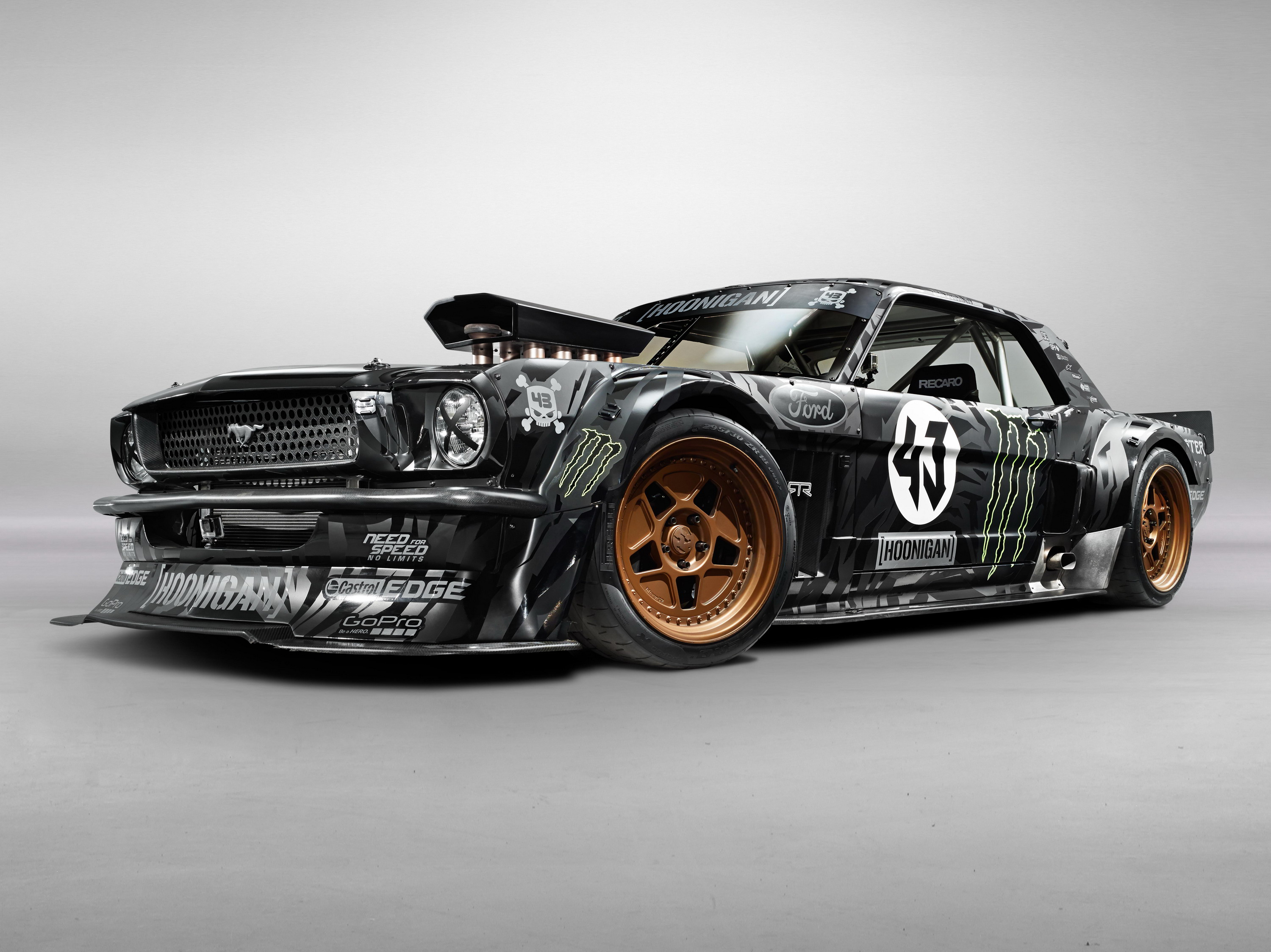 1965 ford mustang gymkhana 7 by ken block top speed