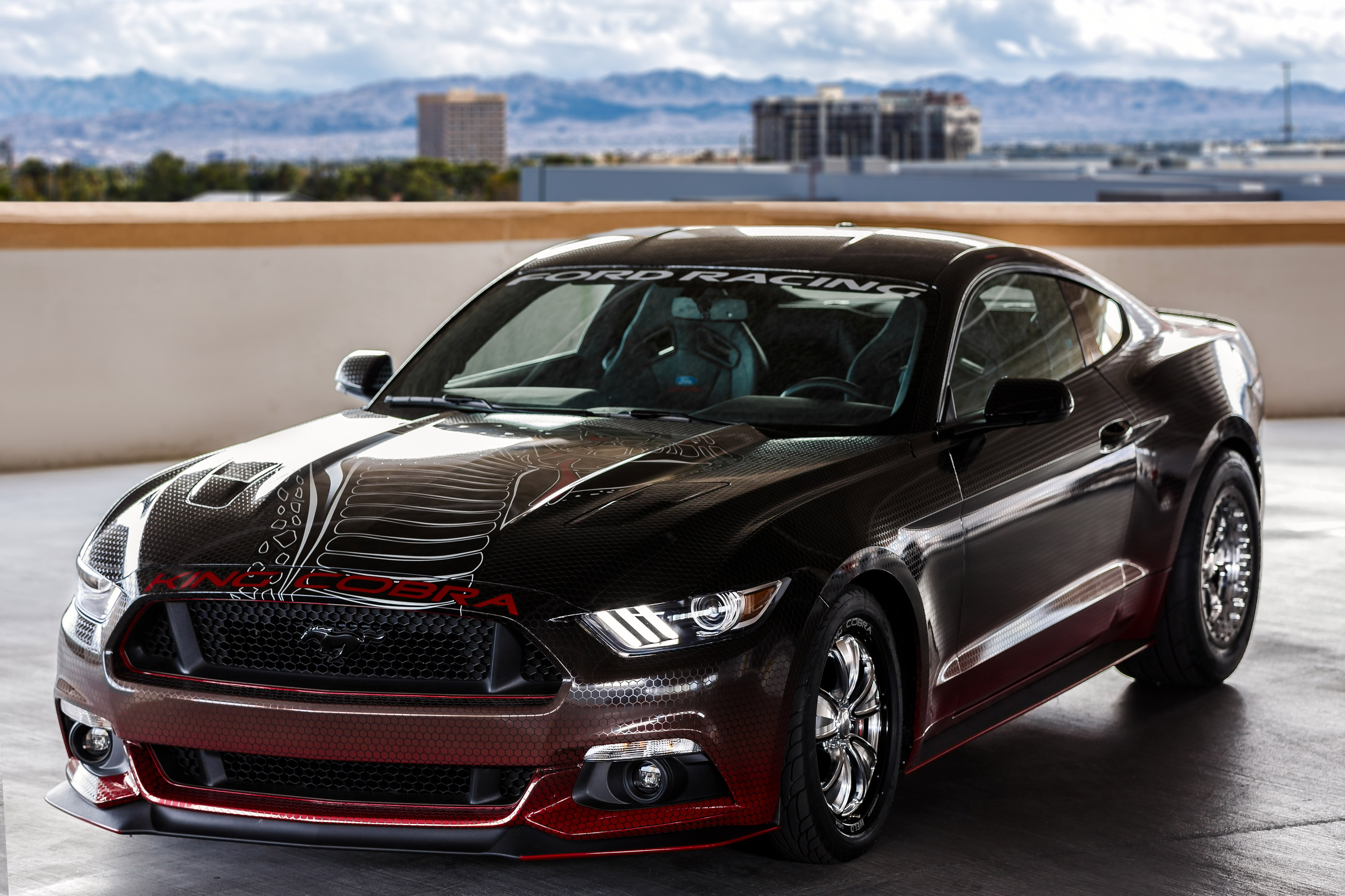 2015 ford mustang king cobra concept top speed