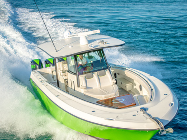 2015 Hydra-Sports 4200 Siesta Review - Top Speed