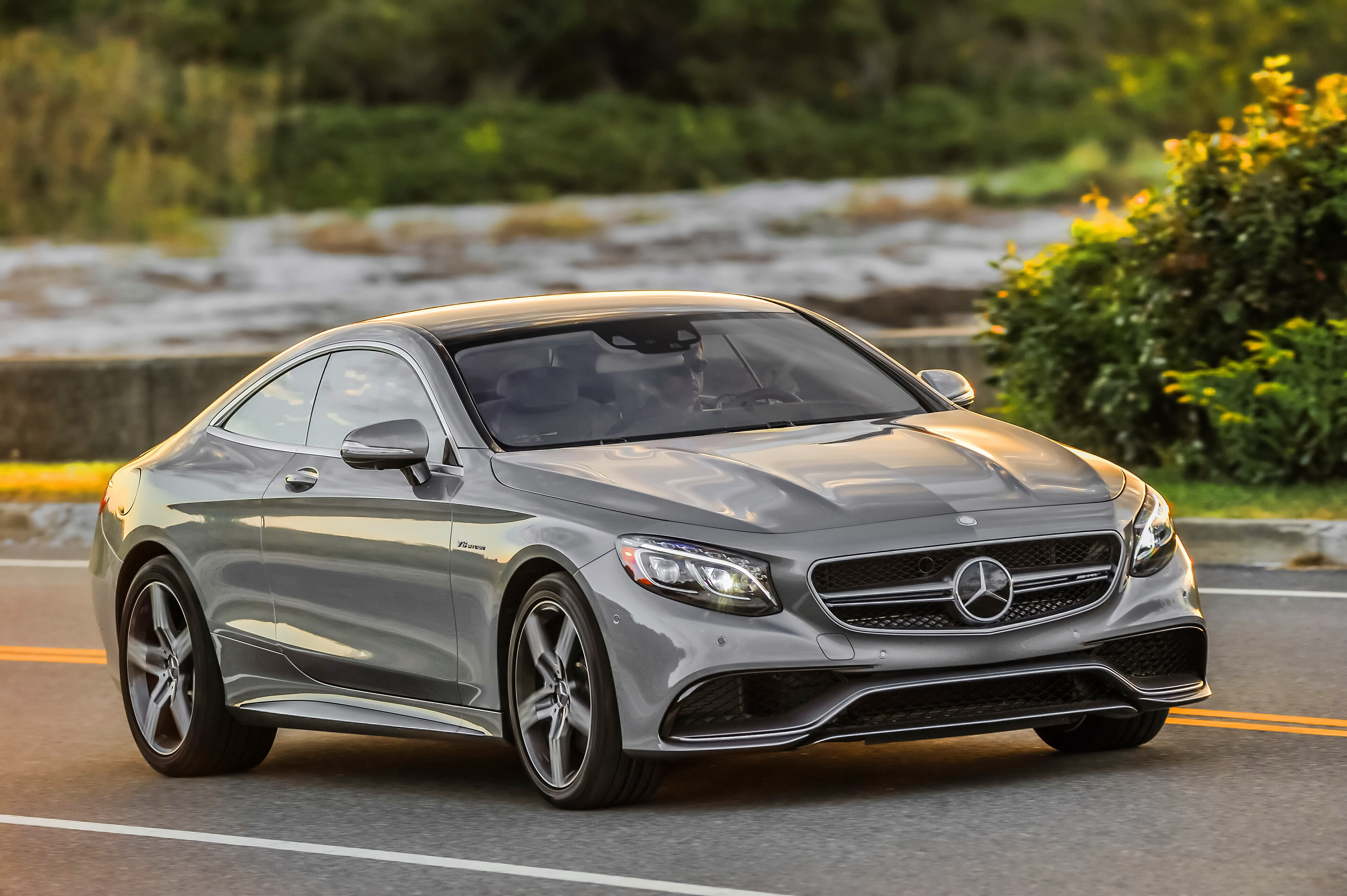 2015 Mercedes S63 Amg Coupe Edition 1 Top Speed