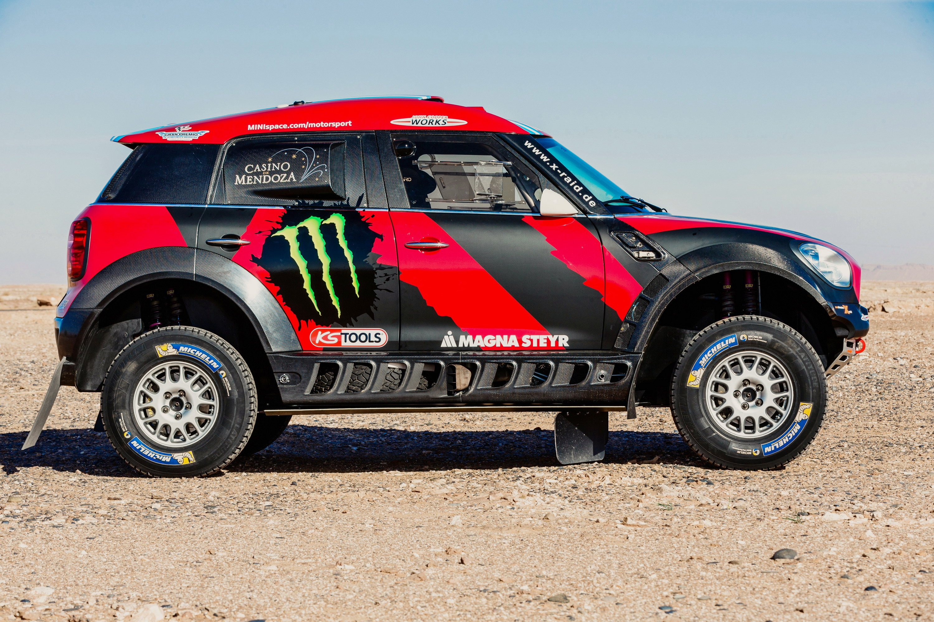 2015 MINI ALL4 Racing Review - Top Speed