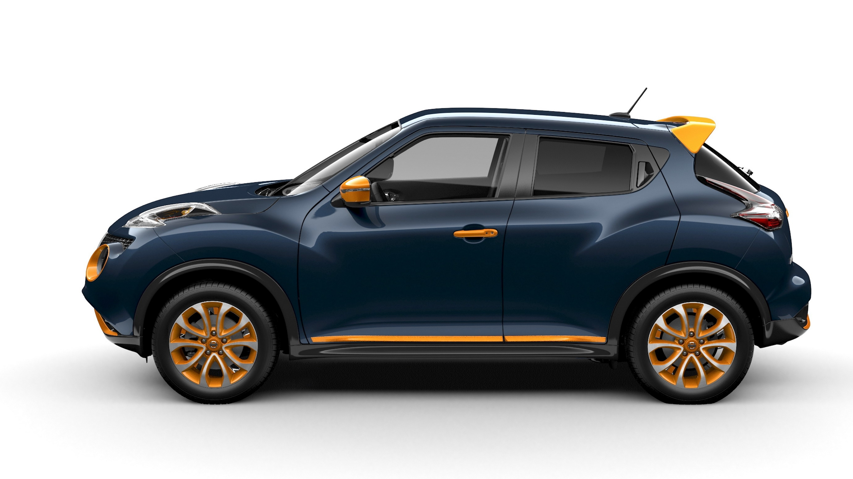 2015 Nissan Juke Color Studio Top Speed