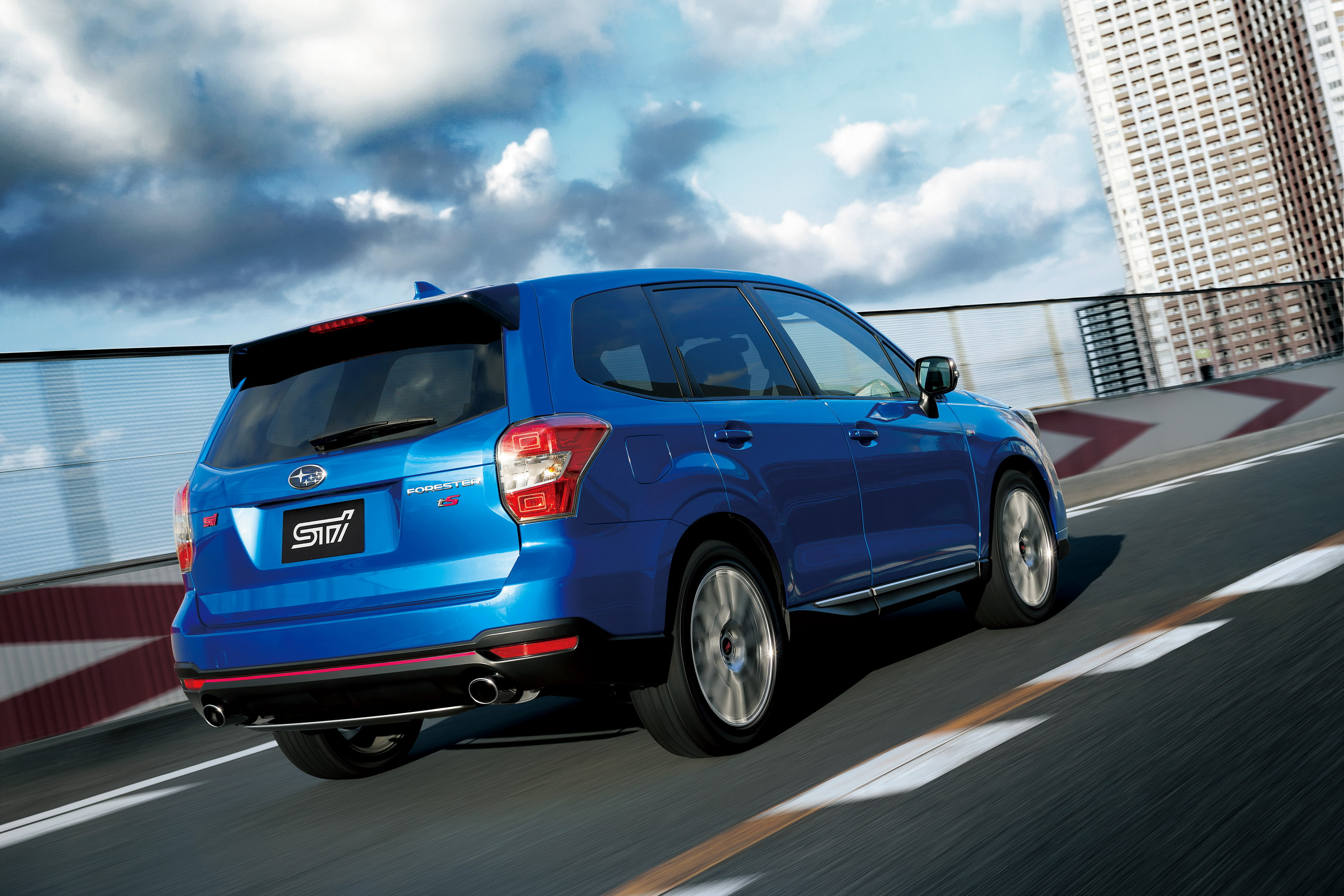 2015 Subaru Forester Ts Top Speed