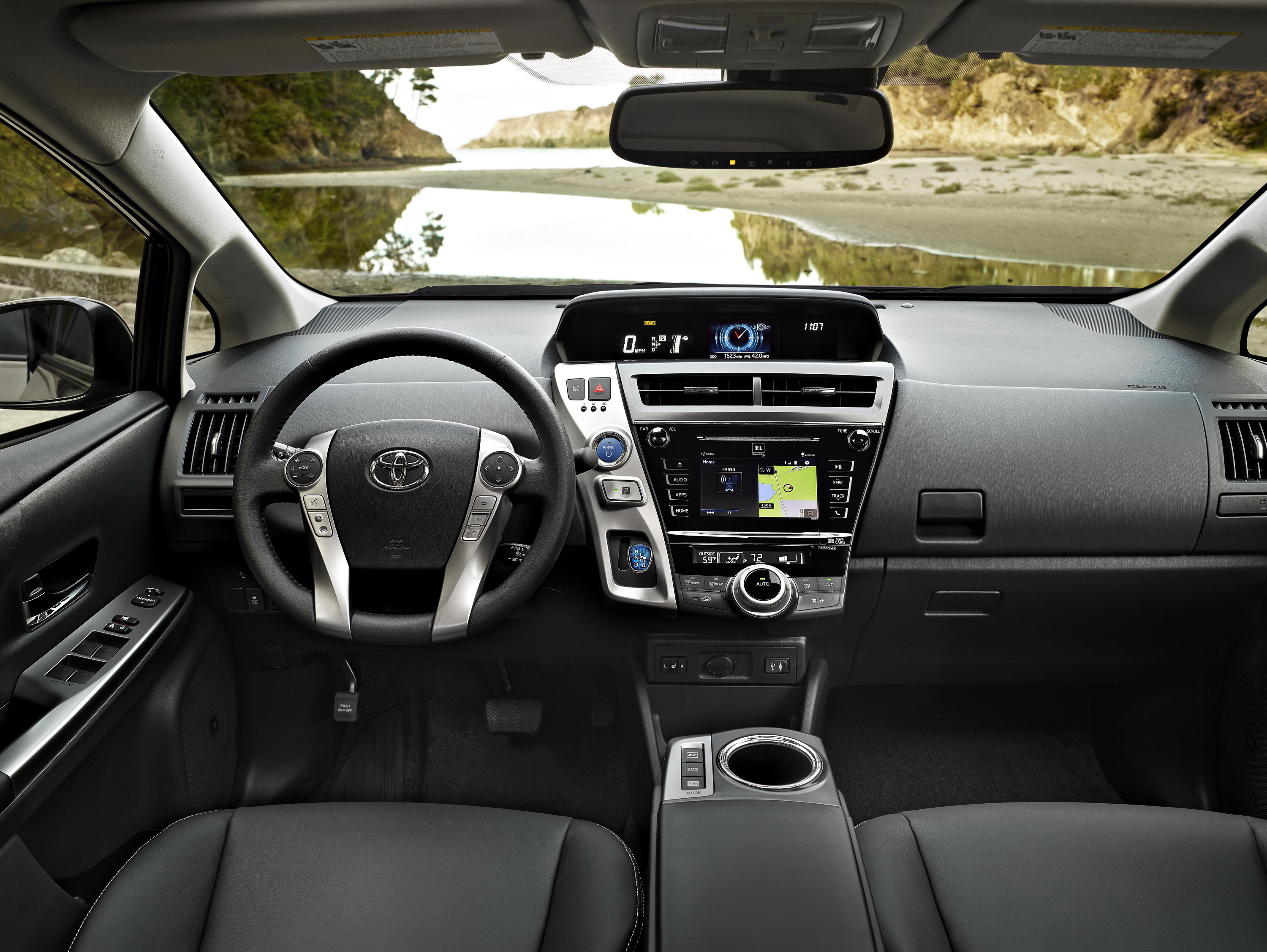2015 Toyota Prius V | Top Speed