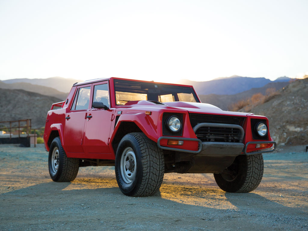 1986 1993 Lamborghini Lm002 Top Speed