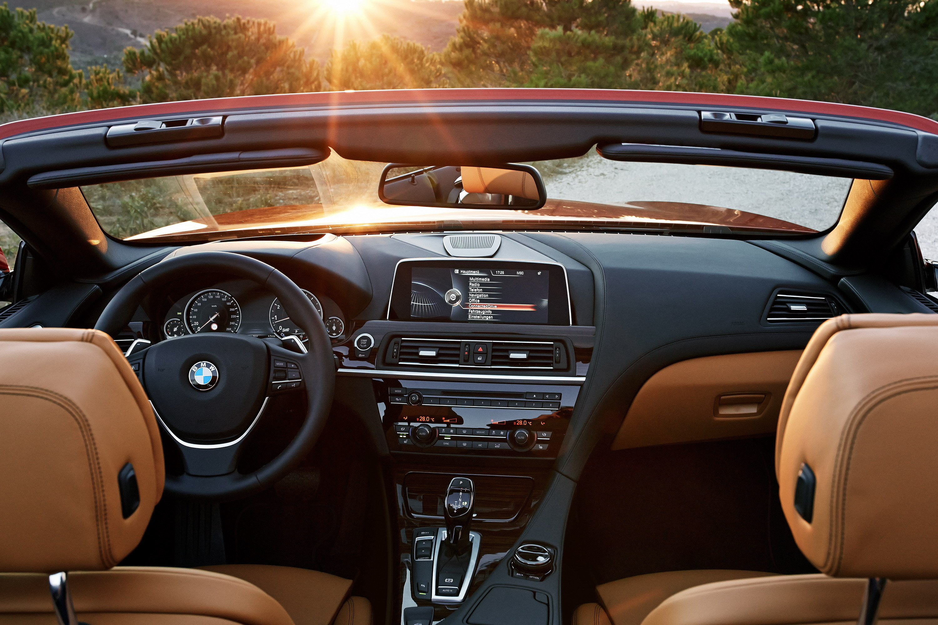 2018 BMW 6 Series Convertible | Top Speed. »