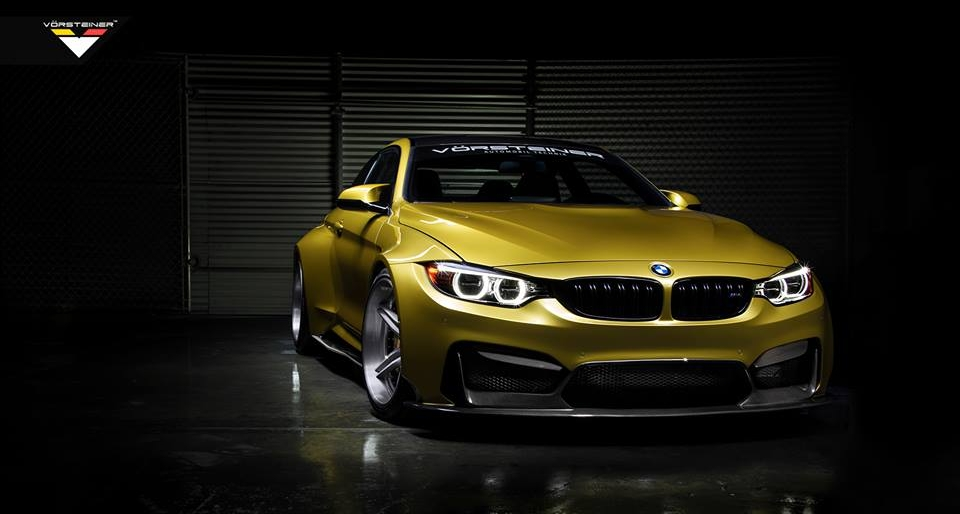 2015 bmw m4 special edition gtrs4 by vorsteiner top speed. Black Bedroom Furniture Sets. Home Design Ideas