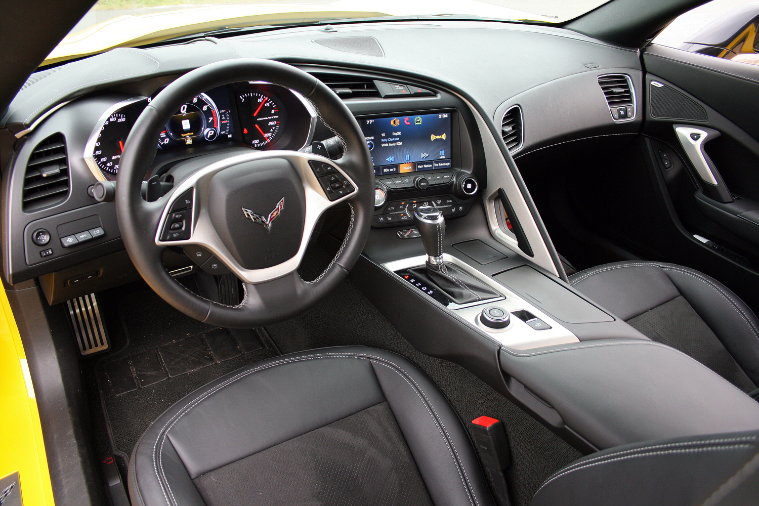 2015 chevrolet corvette stingray driven review top speed. Cars Review. Best American Auto & Cars Review