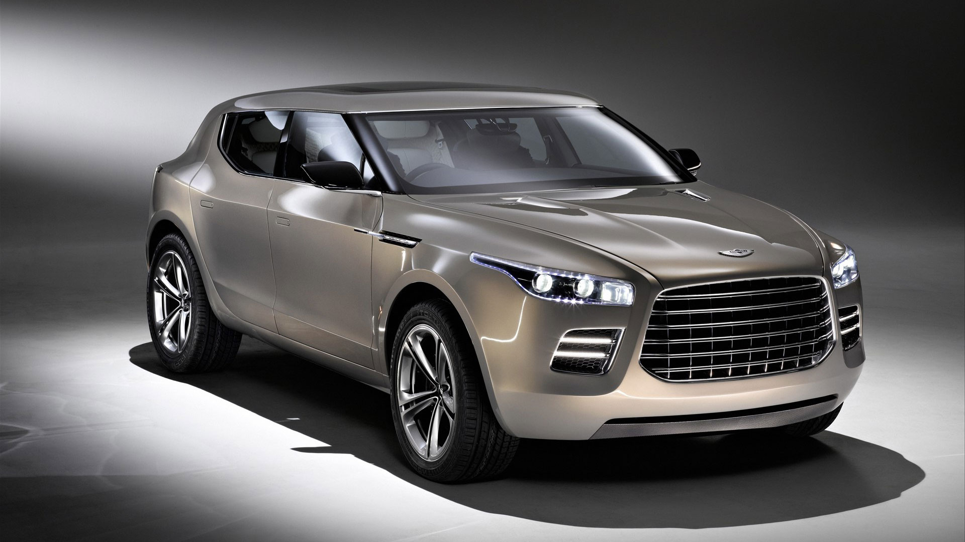 Aston Martin Plans Suv And Hybrid Models By 2020 Top Speed