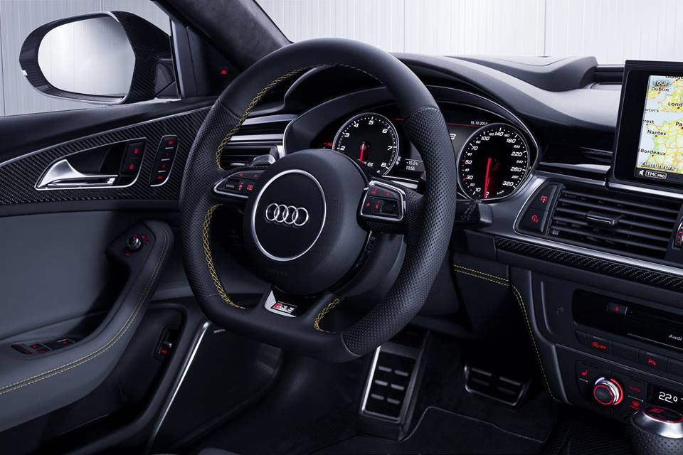 2015 Audi Rs6 Avant By Audi Exclusive Top Speed