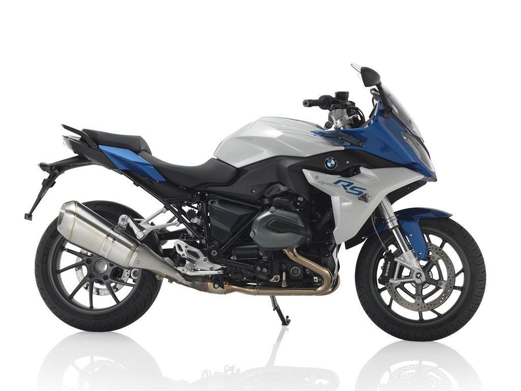 2015 - 2017 BMW R 1200 RS Review - Top Speed