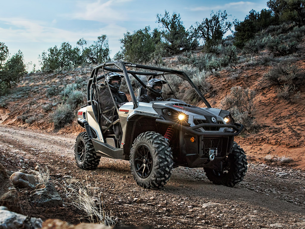 2015 Can Am Commander Xt Gallery 585518 Top Speed