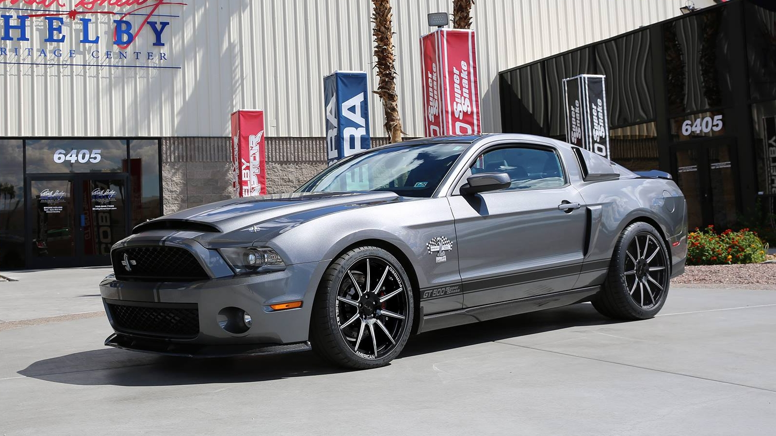 2007 2014 Ford Shelby Gt500 Super Snake Signature Edition By