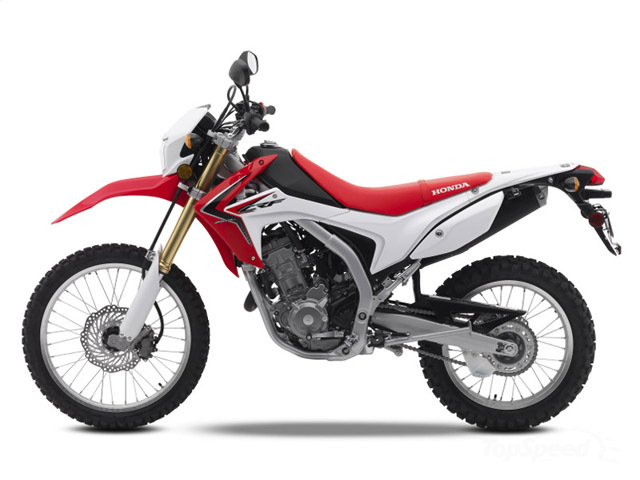 2015 - 2016 Honda CRF250L - Picture 580823 | motorcycle review @ Top ...