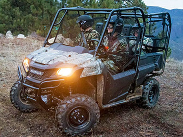 Honda Pioneer 700 4 Top Speed >> 2015 Honda Pioneer 700-4 Review - Top Speed
