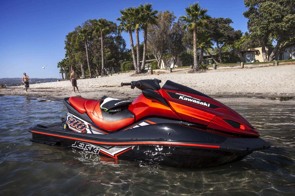 2015 Kawasaki Jet Ski Ultra 310X SE | Top Sd