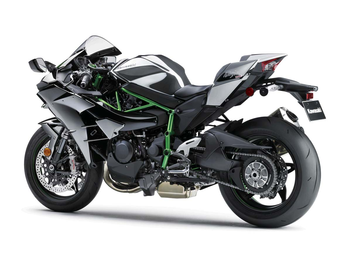 2015 Kawasaki Ninja H2 Review