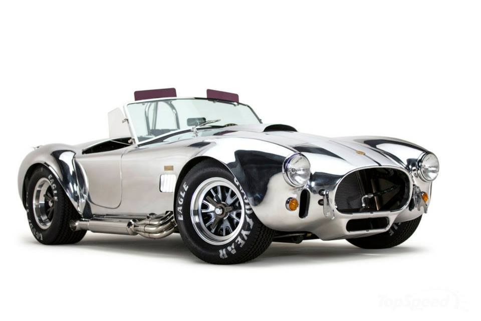 2015 Shelby 50th Anniversary Cobra 427 Picture 600584