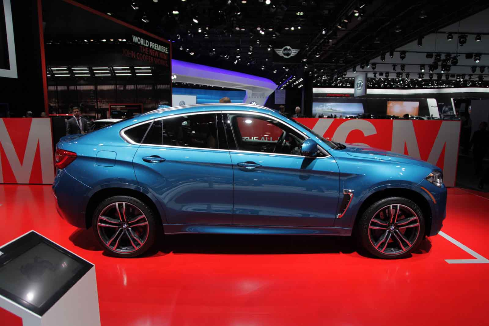 2015 Bmw X6 M Gallery 611238 Top Speed