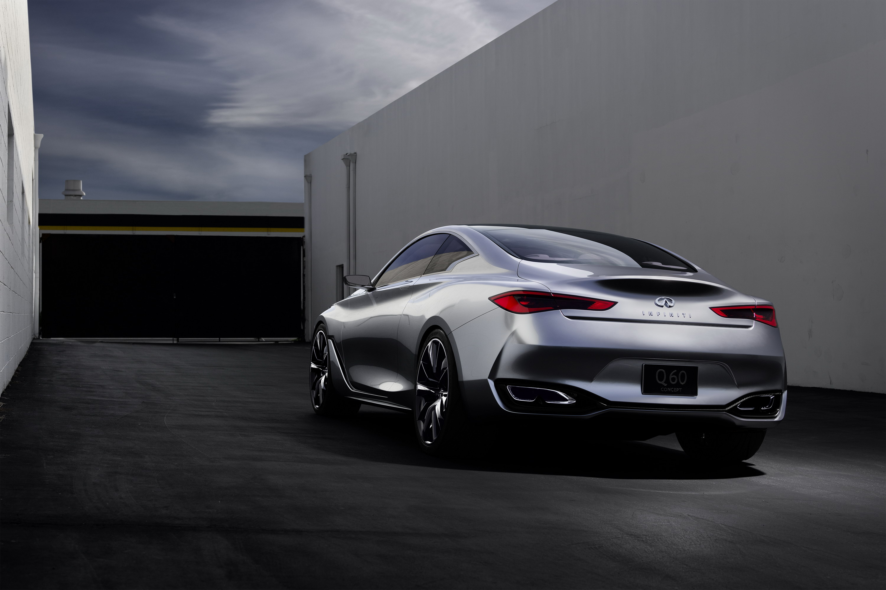 2015 infiniti q60 concept review top speed after much teasing and waiting infiniti has unexpectedly released the first images of the q60 concept ahead of the 2015 north american international auto vanachro Gallery