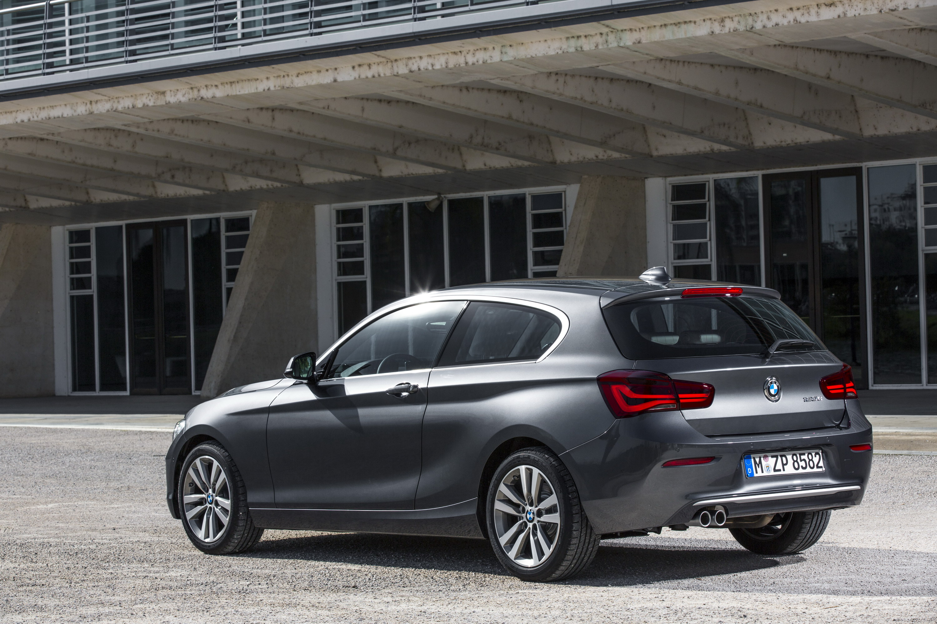 2016 2018 Bmw 1 Series Top Speed