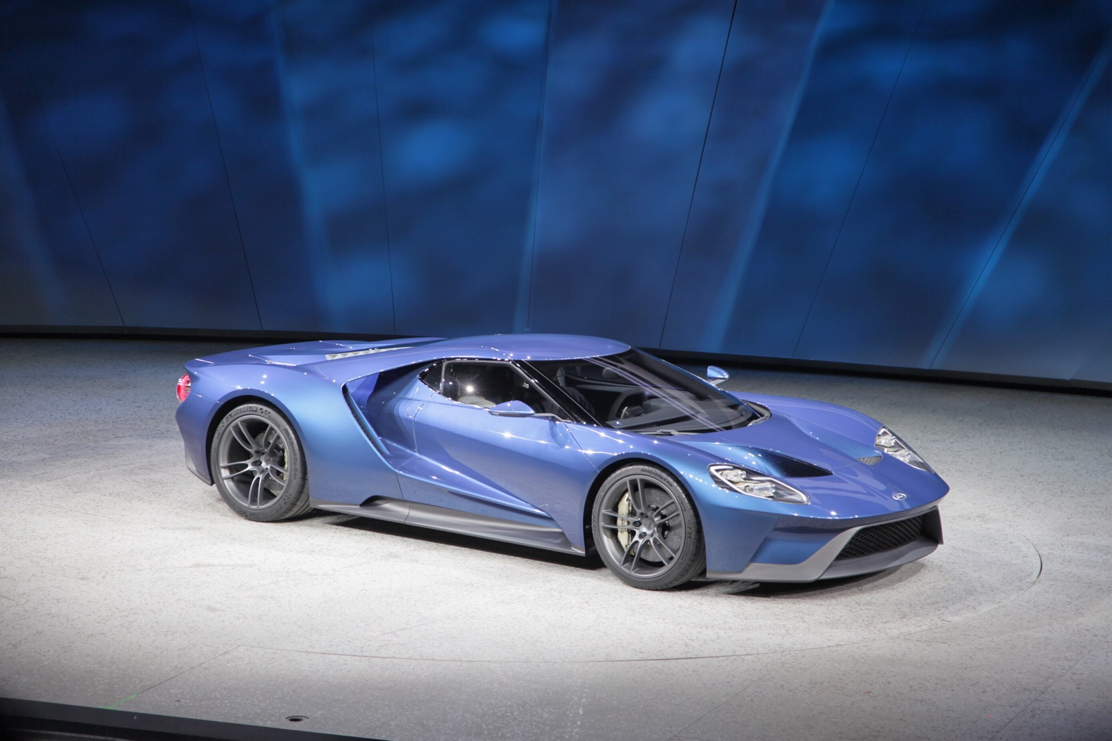 2017 Ford GT Gallery 656402 | Top Speed