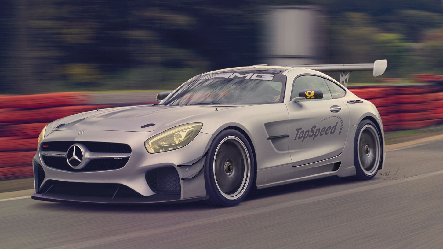 Mercedes Amg Gt S Top Speed