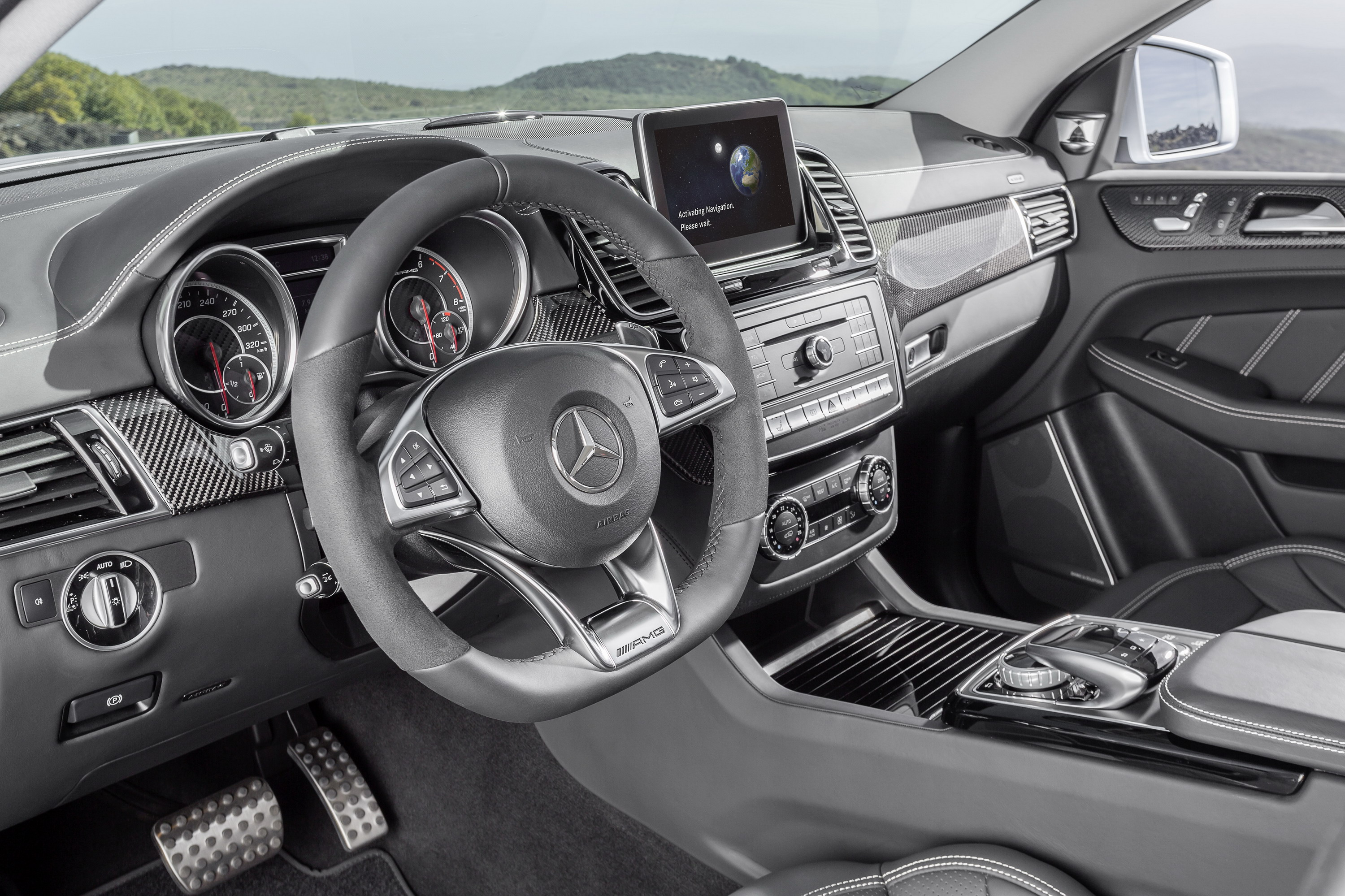 2016 Mercedes-Benz GLE63 AMG Coupe Review - Top Speed