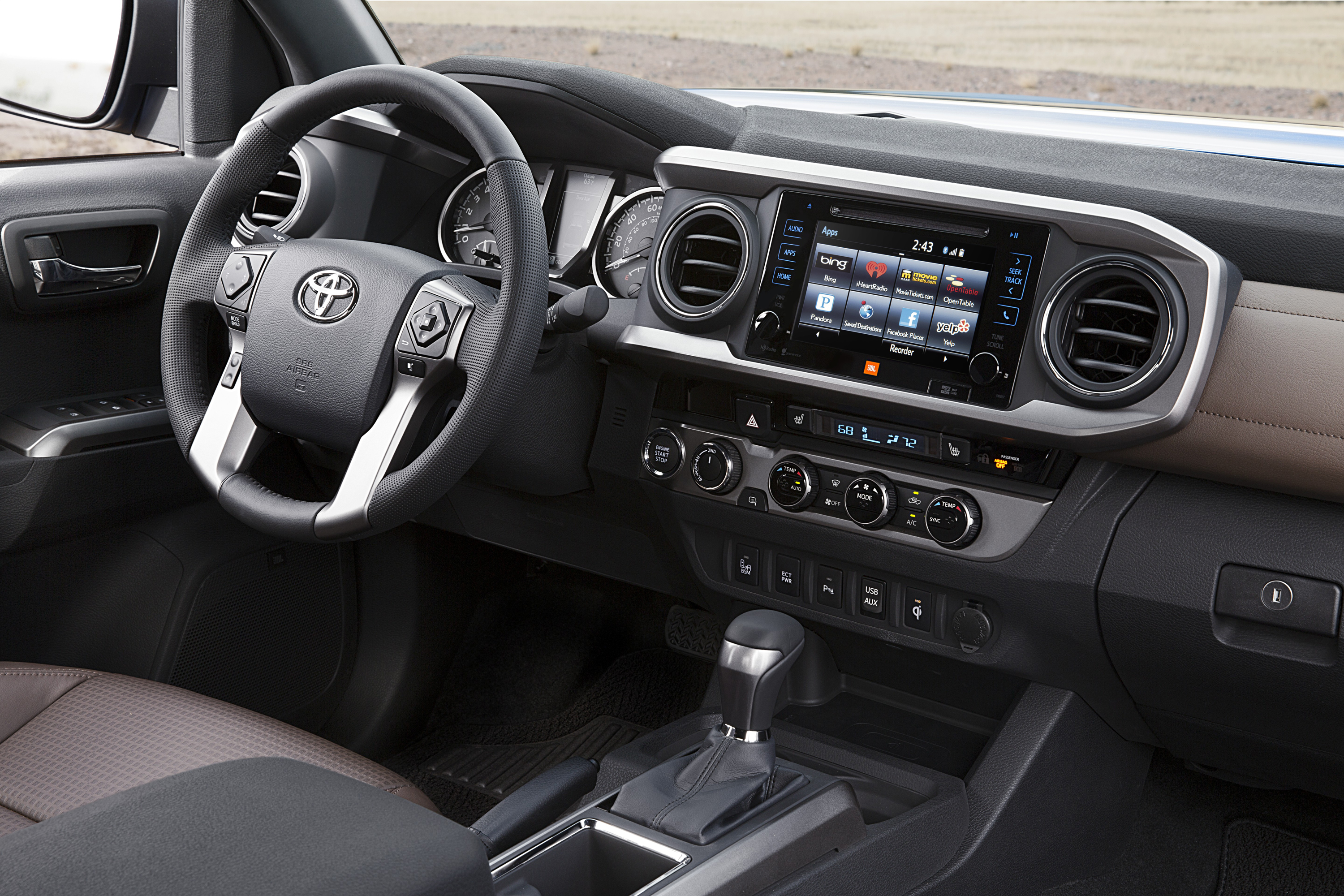 2016 Toyota Tacoma | Top Speed. »