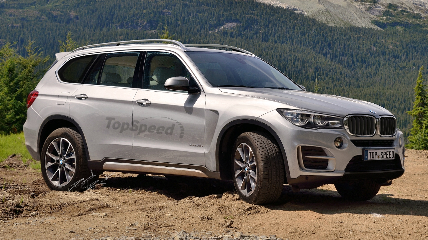 2017 Bmw X7 Review Gallery Top Speed