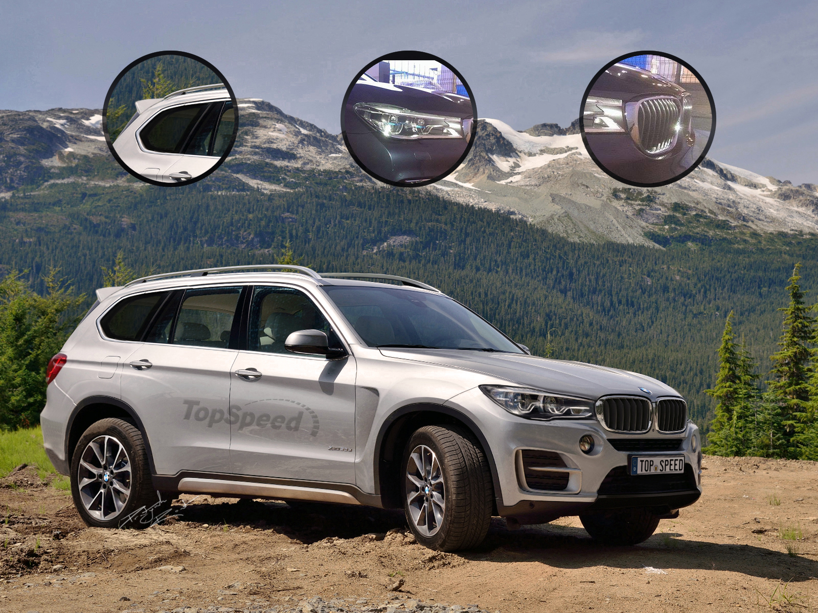 2017 BMW X7 Review