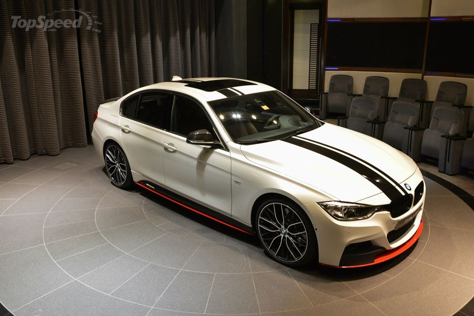 Bmw I M Performan W