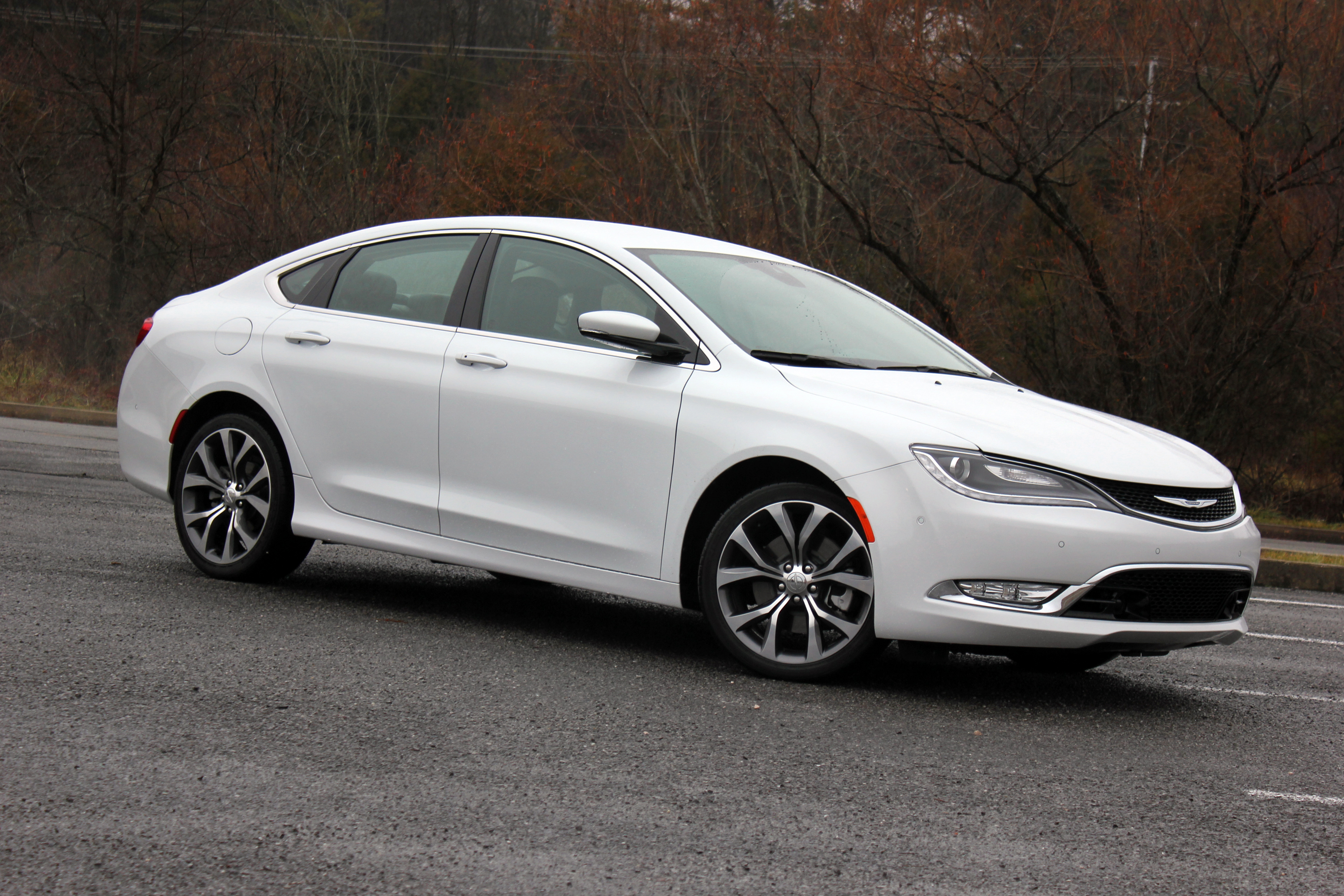 2015 Chrysler 200C Driven
