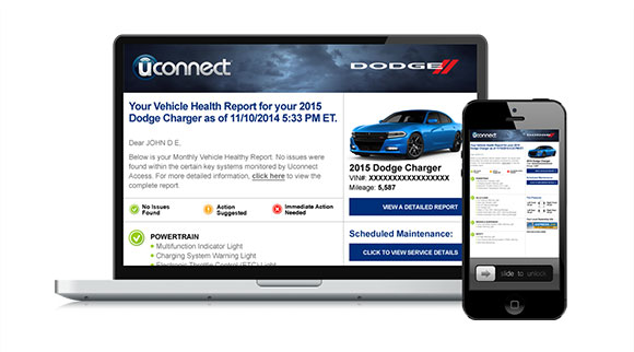 """Uconnect Access App >> Chrysler Unveils New """"Uconnect Access"""" Services At 2015 CES 