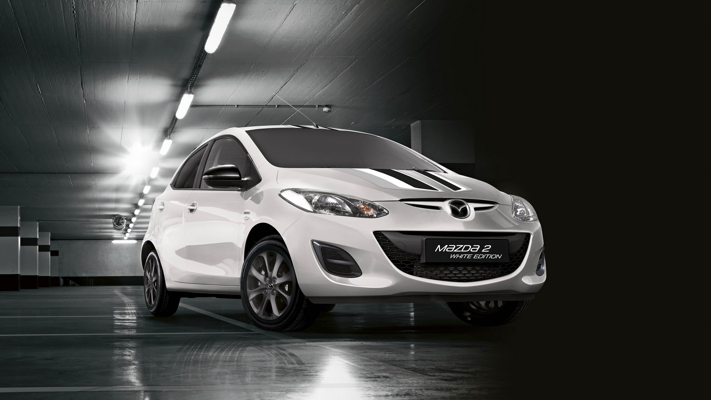 2015 Mazda2 Black And White Edition Top Speed