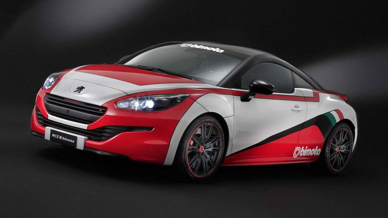 2015 peugeot rcz r bimota review gallery top speed. Black Bedroom Furniture Sets. Home Design Ideas