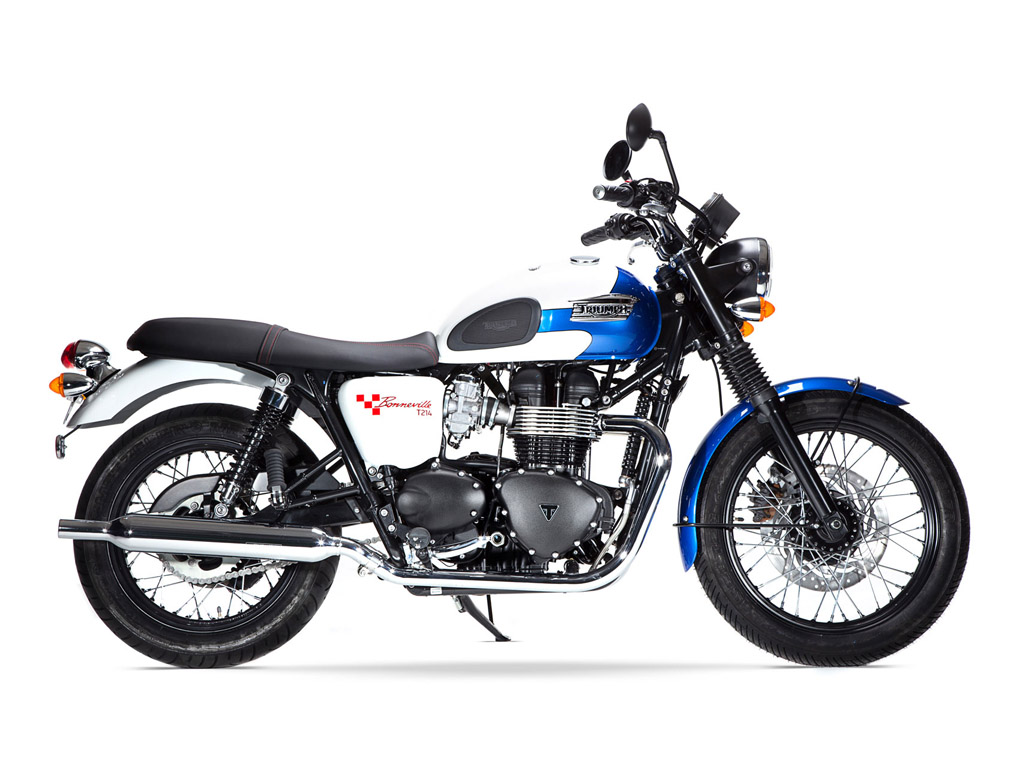 Fastest Bike In The World >> 2015 Triumph Bonneville T214 Special Edition | Top Speed