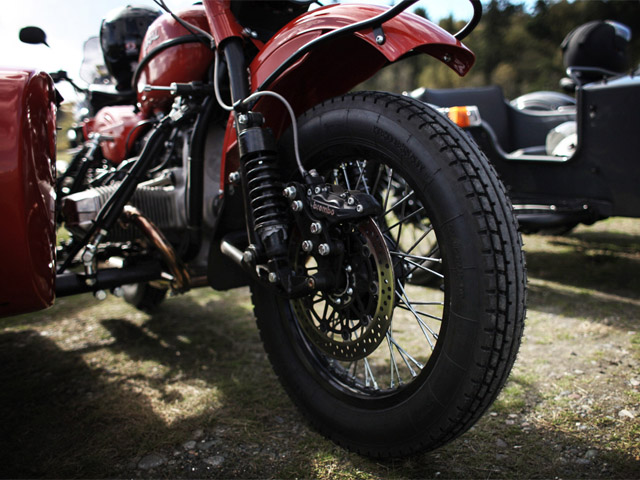 2015 - 2017 Ural CT Review - Top Speed