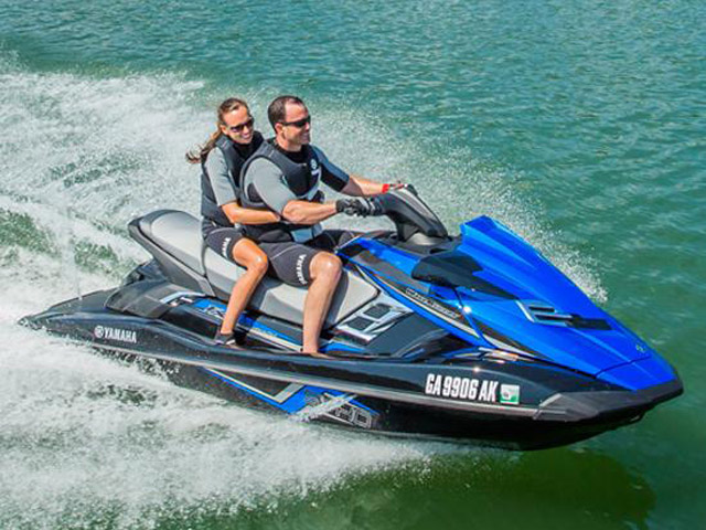 Yamaha Fx Svho Top Speed